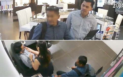Deputy Home Minister's Ex-Aide Caught And Charged For Filming Upskirt Video - WORLD OF BUZZ 1