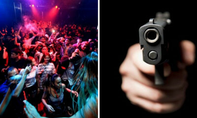Drunk Policeman Gets Arrested For Firing Gunshots Outside Jalan Tun Razak Nightclub - WORLD OF BUZZ 2
