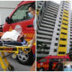 Elevator Plummets To The Ground At Kerinchi PPR, Leaving Eight Injured - WORLD OF BUZZ 1