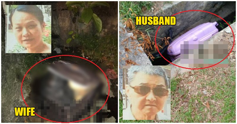 Foreign Workers Couldn't Pay Rent So They Kill, Dismember And Stuff Elderly Couple In Suitcases In Shah Alam - World Of Buzz 1