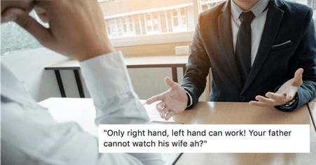 Fresh Grad Shares His Worst Job Interview Ever At A Company In Kajang - WORLD OF BUZZ 8