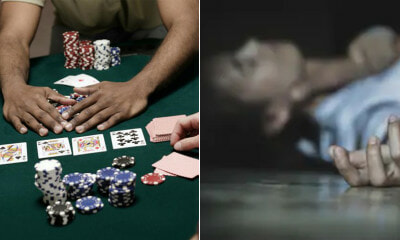 Man Bets Wife in Poker Game & Allows Friends to Gang-Rape Her Twice After Losing - WORLD OF BUZZ