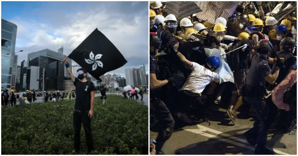 Here's All You Need To Know About The HK Protests That's Been Ongoing For 2 Months - WORLD OF BUZZ 4