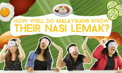 How Well Do Malaysians Know Their Nasi Lemak - WORLD OF BUZZ