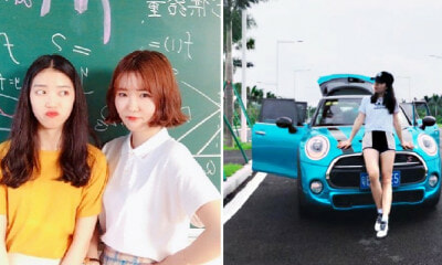 """I Drive a Mini Cooper, But You Walk to School,"" Rich UTAR Student Calls Out Jealous & Ungrateful Friend - WORLD OF BUZZ 4"
