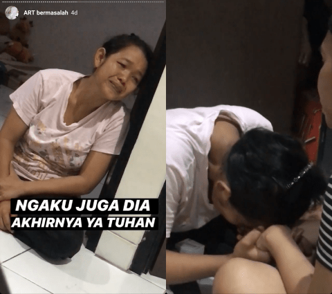 Indonesian Babysitter Adds Sleeping Medicine into Baby's Bottle, Knocking Him Out Until His Mother Notices - WORLD OF BUZZ 3