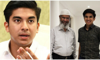 """It's Insulting."": Ambiga And Netizens Respond To Syed Saddiq Dining With Zakir Naik - WORLD OF BUZZ 3"