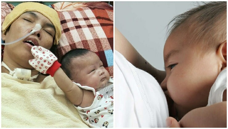 Kelantan Doctor Takes Over Breastfeeding Duties After Baby's Mother Went Into A Coma - WORLD OF BUZZ 3