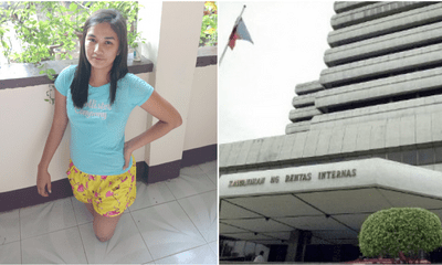 Lady Born Without Lower Legs Stopped From Entering Government Office For Wearing Shorts - WORLD OF BUZZ 3