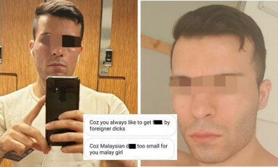 "Man Sexually Harasses M'sian Woman After Sliding Into Her DMs, Then Calls Her ""Fat Pig"" - WORLD OF BUZZ 3"