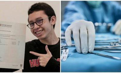 Meet 16Yo M'sian Emir Haady, The Youngest Student To Enroll In The Royal College Of Surgeons - World Of Buzz 1