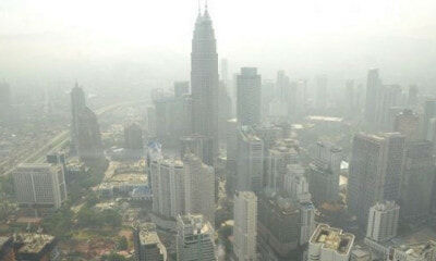 MET Department: Haze is Expected to Only Clear up After Mid-September - WORLD OF BUZZ 2