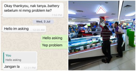 M'sian Gadget Store Owner Shares Hilarious Text Messages He Receives From Customers & Netizens Want More! - WORLD OF BUZZ