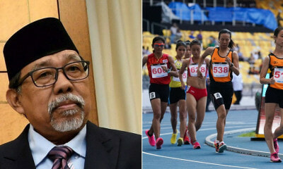 "M'sian Politician Who Said Men Can Be ""Seduced"" To Rape Suggested That Sexy Athletes' Dressing Can Lead To Illicit Sex - WORLD OF BUZZ"