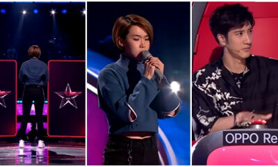 M'sian Sings Her Way To A Mentorship With Wang LeeHom On Sing! China - WORLD OF BUZZ 3