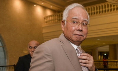 "Najib Says What He REALLY Meant About ""Cash is King"" is That The 'Rakyat' are Kings - WORLD OF BUZZ 1"