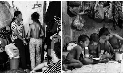 Netizen Reveals The Harsh Reality Of What The Urban Poor Faces Every Day - WORLD OF BUZZ 1
