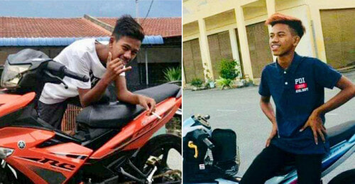 Netizens Are Outraged At These Kurang Ajar Teenagers Shooting At Oncoming Traffic With Slingshots, Tempting Cars To Hit Them By Lying Down On Roads - WORLD OF BUZZ 3