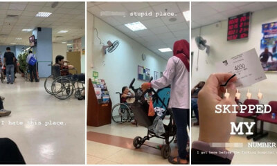 Netizens Retaliate When Another Goes Public Complaining About The Standard Of M'sian Public Healthcare - WORLD OF BUZZ 6