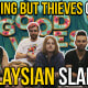 Nothing But Thieves Guess Malaysian Slangs - WORLD OF BUZZ