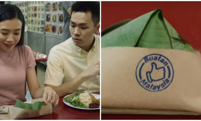 """Nothing Comes Between Malaysians And Our Nasi Lemak"" Msians and Sporeans Go To War Over Mcd Ad - WORLD OF BUZZ 8"