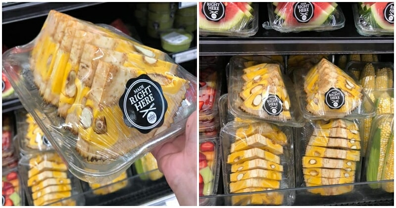 The Jackfruit Hilariously Cut Like Watermelon At Whole Foods In America - WORLD OF BUZZ