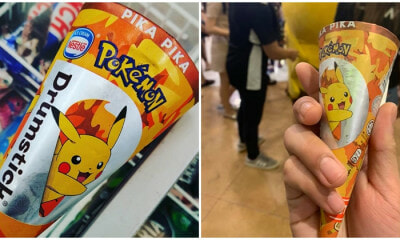Drumstick Pika Pika Collaboration Leaves Malaysians Jumping For Joy! - WORLD OF BUZZ