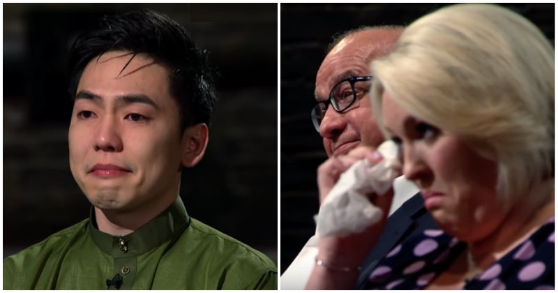 Penang Boy Makes BBC Show Judges Cry & Gets RM250,000 Investment When Pitching Mom's Chili Paste - WORLD OF BUZZ