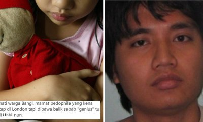 People Are Defending This Convicted M'sian Pedophile After He Was Spotted Attending Local Uni - WORLD OF BUZZ 5