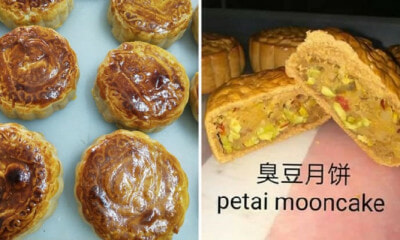 Petai Mooncake Actually Exists & You Can Get It In Malaysia For Only RM15! - WORLD OF BUZZ 5