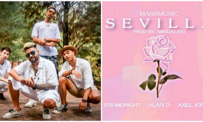 Remember MassMusic? Here's 4 Things You Didn't Know About Their Hot New Single, Sevilla! - WORLD OF BUZZ 4