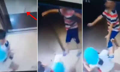 Shocking Video Shows How a Rope Attached to Boy's Ankle Almost Kills - WORLD OF BUZZ