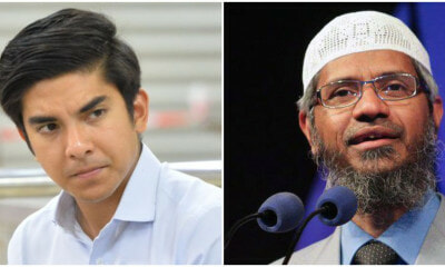 Syed Saddiq: Enough is Enough, Zakir Naik Should - WORLD OF BUZZ