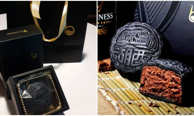 The Beer Factory Just Collaborated With Guinness To Create Mooncakes, Here's What We Thought About It - WORLD OF BUZZ 5