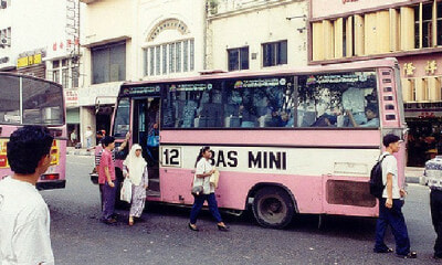 The Mini Bus is Making a Comeback in KL After 21 Years & Will Start Operating from Sept 1! - WORLD OF BUZZ