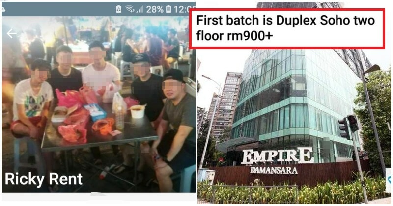 There's a Damansara Property Scammer Fraudulently Renting Out Apartments, & These Are The Signs - WORLD OF BUZZ 1