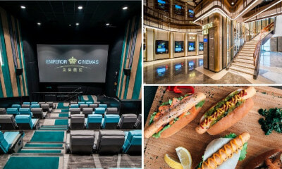 This Is The First-Ever Luxury Cinema in Malaysia & Movie Tickets Start From RM10! - WORLD OF BUZZ 19