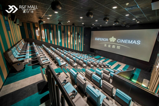 This Is The First-Ever Luxury Cinema in Malaysia & Movie Tickets Start From RM10! - WORLD OF BUZZ 6