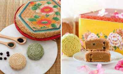 This Mid-Autumn Festival, You Can Now Snack on Bubble Tea-Flavoured Mooncakes! - WORLD OF BUZZ