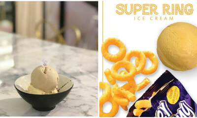 This Penang Ice-Cream Parlour Is Selling Super Ring Ice-Cream! Bye Boba! - WORLD OF BUZZ 4