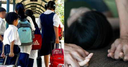 Two 7-Year-Old Students Caught Having Oral Sex In Malaysian School Toilet - WORLD OF BUZZ
