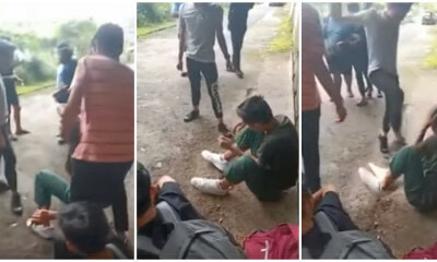 Video Of School Student Beaten Up By School Mates Caught Much Needed Media Attention - WORLD OF BUZZ 2