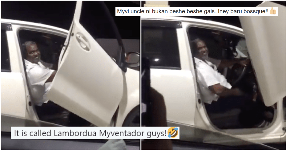 Video: This Uncle's Myvi Is Cooler Than Yours - World Of Buzz 4