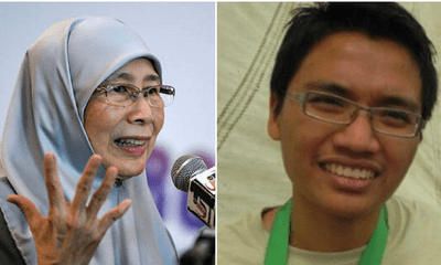 Wan Azizah: Nur Fitri Should Be Allowed To Pursue His Studies,  He Has Served His Punishment - WORLD OF BUZZ 3