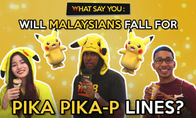 What Say You: Will Malaysians Fall For Pika Pika-p Lines - WORLD OF BUZZ