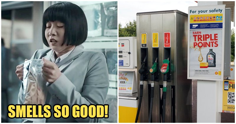 Why Do Some Malaysians Like the Smell of Petrol So Much? We Find Out! - WORLD OF BUZZ