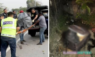 Woman's Dismembered Body Stuffed into Abandoned Suitcase in Horrifying Shah Alam Murder - WORLD OF BUZZ