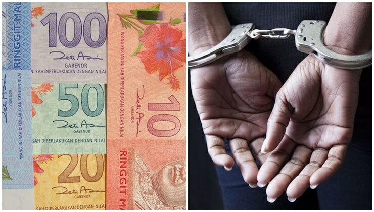 "Women Paid ""Robbers"" RM4,000 Each To Stage A Robbery And Get Away With RM20,400 - WORLD OF BUZZ 1"
