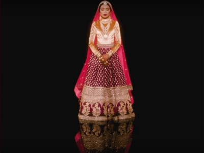 Yuna Embraces Malaysian Culture By Wearing a Lehenga and Incorporating Indian Culture in Her New MV - WORLD OF BUZZ 3
