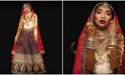 Yuna Embraces Malaysian Culture By Wearing a Lehenga and Incorporating Indian Culture in Her New MV - WORLD OF BUZZ 7